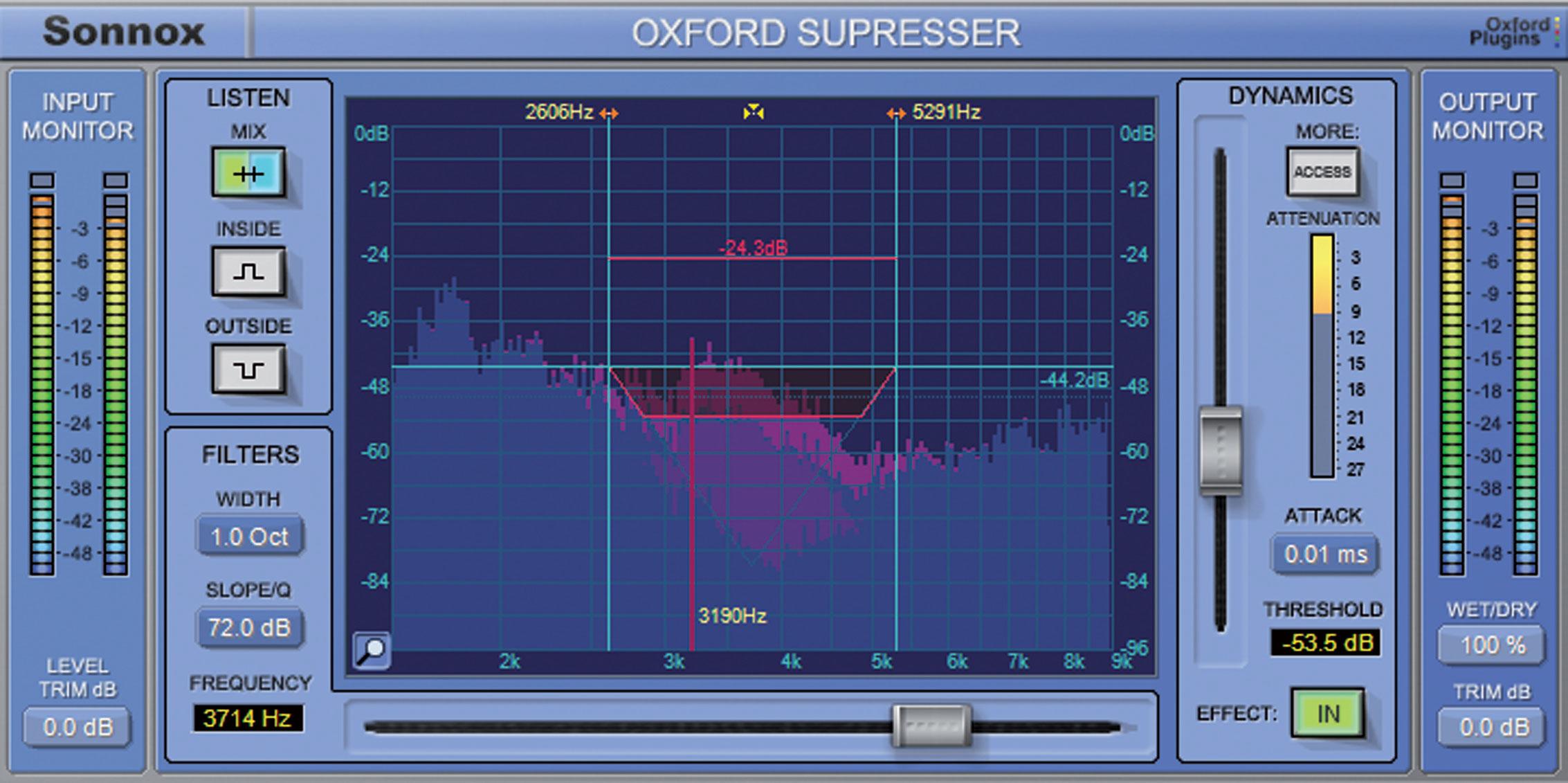 Oxford SuprEsser