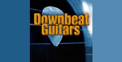 Downbeat Guitars (Organic Loops)