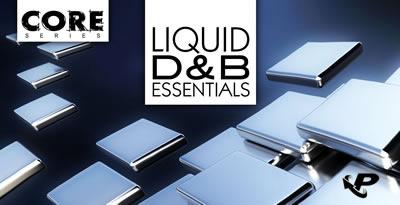 Liquid DnB Essentials (Prime Loops)