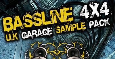 Bassline And 4x4 Uk Garage Vol 1
