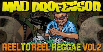 Mad Professor - Reel To Reel Reggae Vol 2 (Loopmasters)
