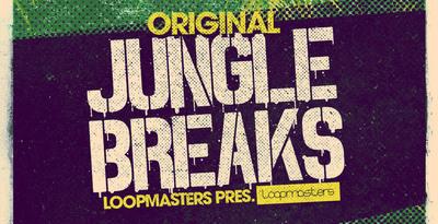 Original Jungle Breaks (Loopmasters)
