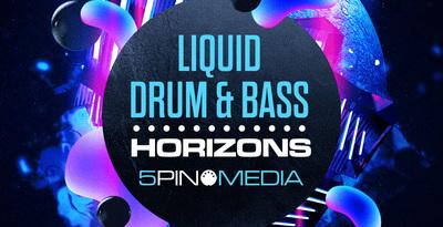 Liquid Drum & Bass Horizons (5Pin Media)