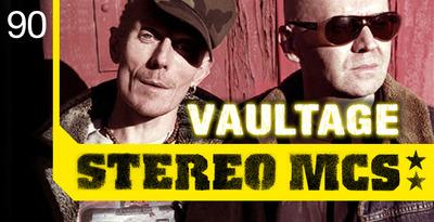Stereo MC'S - Vaultage (Loopmasters)