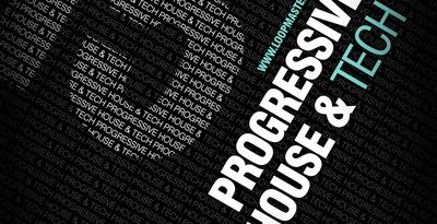 DJ MixTools 15 Progressive House And Tech (Loopmasters)