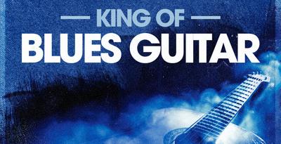 King Of Blues Guitar (Loopmasters)