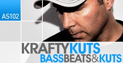 Krafty Kuts - Bass Beats & Kuts (Loopmasters)