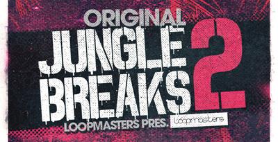 Original Jungle Breaks 2 (Loopmasters)