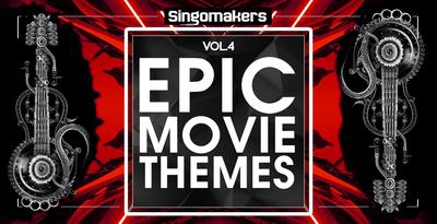 Epic Movie Themes 4 (Singomakers)