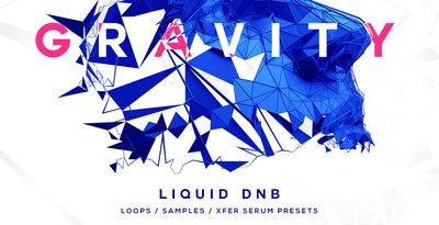 Gravity – Liquid Dnb (Production)