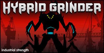 Hybrid Grinder (Industrial)