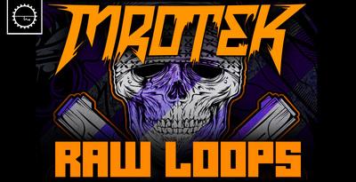 Mrotek - Raw Loops (Industrial)