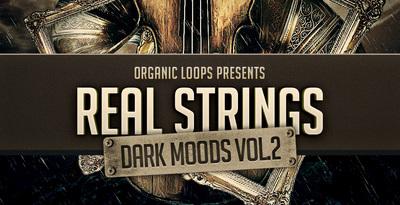 Real Strings - Dark Moods 2 (Organic Loops)