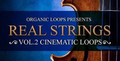Real Strings Vol. 2 - Cinematic Loops (Organic Loops)
