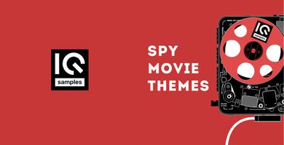 Spy Movie Themes (IQ Samples)