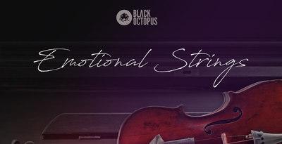 Emotional Strings (Black Octopus)