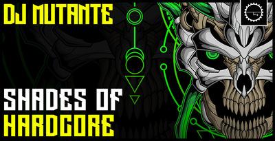 Dj Mutante - Shades of Hardcore (Industrial)