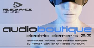 Audio Boutique - Electric Elements 3.0 (Resonance)