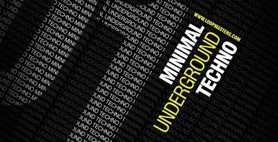 DJ Mixtools 01 - Minimal Underground Techno (Loopmasters)