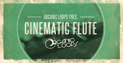 Cinematic Flute (Organic Loops)