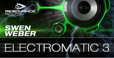 Swen Weber Electromatic 3 (Resonance)