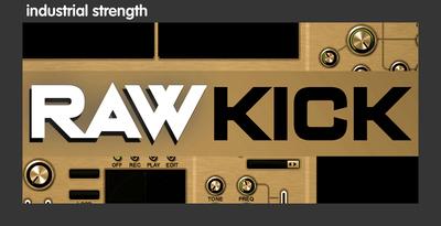 Raw Kick (Industrial)
