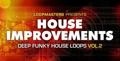 House Improvements Vol2 (Loopmasters)