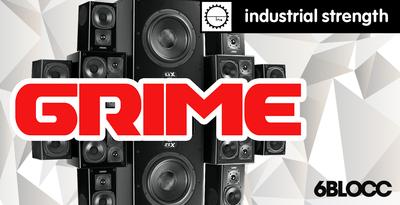 6Blocc - Grime (Industrial)