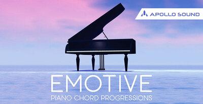 Emotive Piano Chord Progressions (APOLLO)