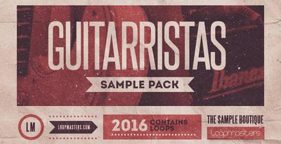 Guitarristas (Loopmasters)