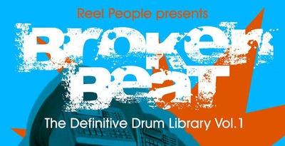 Broken Beats The Definitive Drum Library (Loopmaster)