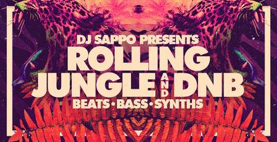 DJ Sappo Presents Rolling Jungle & DnB (Loopmasters)