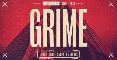Grime (Loopmasters)