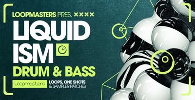 Drum & Bass Liquidism (Loopmasters)