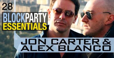 Jon Carter & Alex Blanco - Block Party Essentials (Loopmaster)