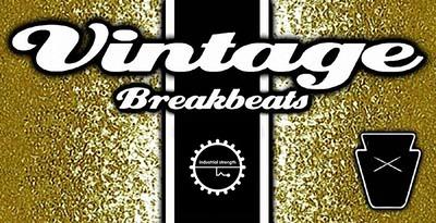 Vintage Breaks Breakbeat Pack (Industrial)