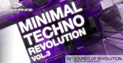 SOR Minimal Techno Revolution Vol. 3 (Resonance)