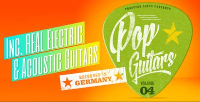 Pop Guitars Vol. 4 (Producer Loops)