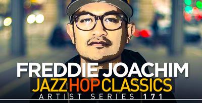 Freddie Joachim - Jazz Hop Classics (Loopmasters)