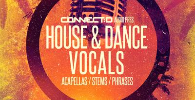 House & Dance Vocals (CONNECTD)
