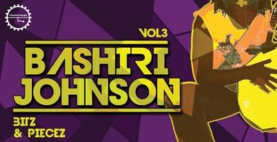 Bashiri Johnson - Bitz & Piecez Vol. 3 (Industrial)