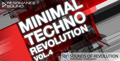 SOR Minimal Techno Revolution Vol. 4 (Resonance)