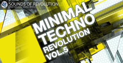SOR Minimal Techno Revolution Vol.5 (Resonance)