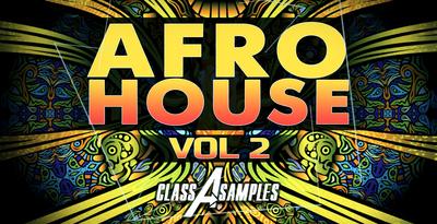 Class A Samples - Afro House Vol 2 (Class A)