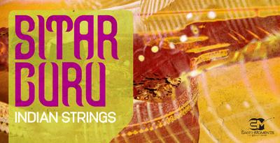 Sitar Guru – Indian Strings (EarthMoments)