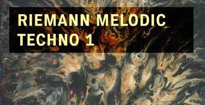 Melodic Techno 01 (Riemann)