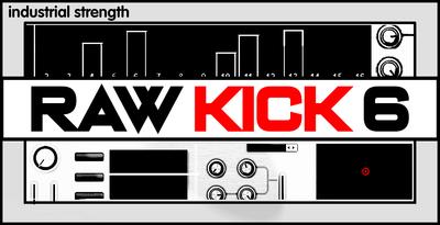 Raw Kick 6 (Industrial)