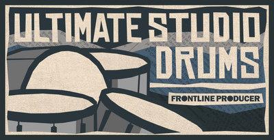 Ultimate Studio Drums (Frontline)