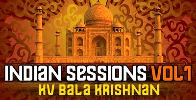 Indian Sessions - KV Bala Krishnan (Loopmasters)