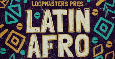 Latin Afro (Loopmasters)